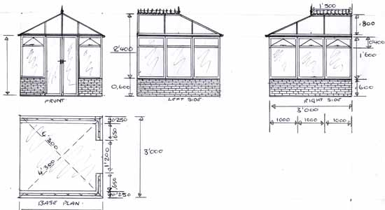 uPVC Garden Buildings, PVC, PVCu Garden Rooms