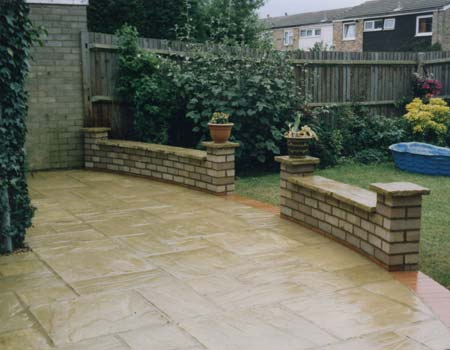 garden construction cambridgeshire ghuk construction builders st
